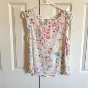 Cute spring top/blouse